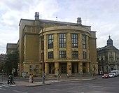 Facoltà di Giurisprudenza presso l'Università Comenius di Bratislava, Slovacchia.