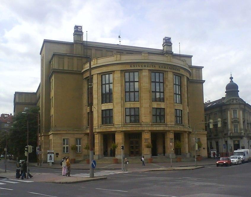 UK budova