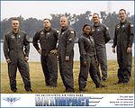 USAF Band Max Impact