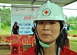 USAID, Red Cross Support Disaster Response Drill in Duy Hoa Commune, Quang Nam Province (8248430671).jpg
