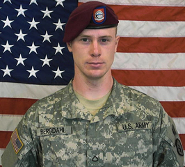 From commons.wikimedia.org/wiki/File:USA_PFC_BoweBergdahl_ACU_Cropped.png: Bowe Bergdahl