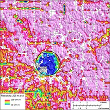 Geology Of Iowa Wikipedia - Soil resistivity map us