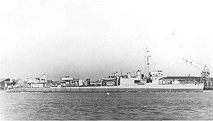 USS Bernadou (DD-153)