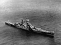 USS Alaska (CB-1) at sea on 8 August 1944 (NH 97128).jpg