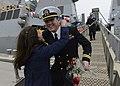 USS Donald Cook arrives in Rota, Spain. (12458232973).jpg