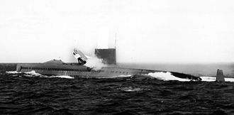 41 for Freedom - Image: USS Halibut SSGN 587