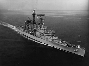 USS Little Rock CLG-4