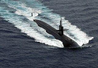 USS <i>Norfolk</i> (SSN-714) attack submarine of the United States Navy