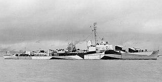 USS <i>Putnam</i> (DD-757)