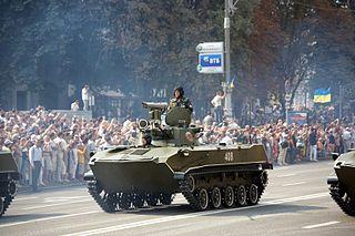 BMD-2 soviet Infantry Fighting Vehicle