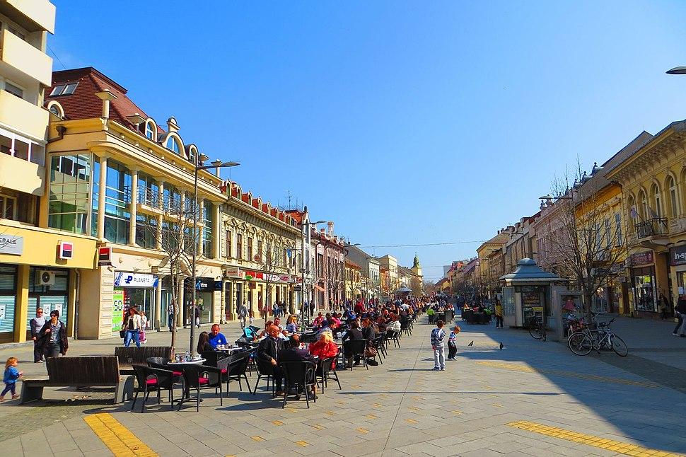 Ulica Kralja Aleksandra I Karađorđevića - panoramio