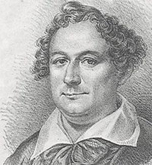 Ulrik Torsslow - Ulrik Torsslow. Lithography 1847.