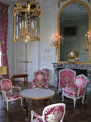 Petit Trianon - The Salon