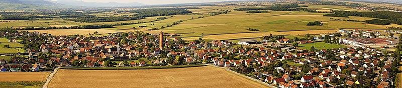 File:Ungersheim Panorama.jpg