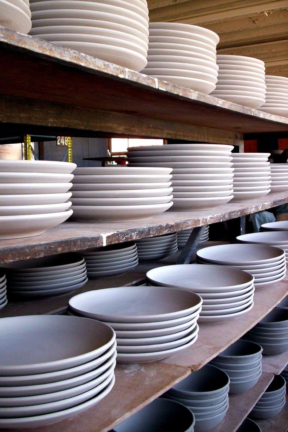Assiette vaisselle wikip dia for Vaisselle de restaurant