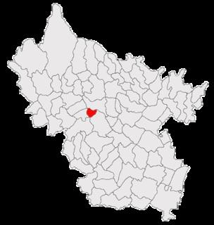 Unguriu Commune in Buzău, Romania