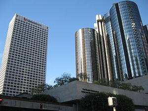 Union Bank Plaza - Image: Union Bank Tower