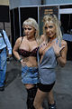 Unknown starlets at AVN Adult Entertainment Expo 2008 3.jpg