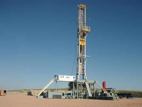How To Drill Natural Gas Well