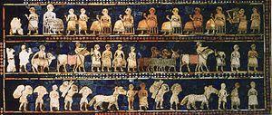 Ur mosaic