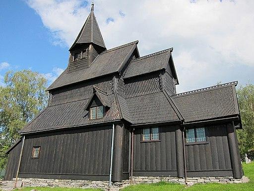 Urnes stave church 01