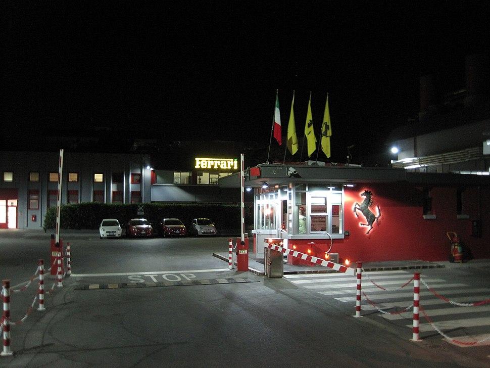 Usine Ferrari Maranello 0002