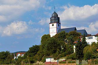 Usingen - Evangelische Laurentiuskirche
