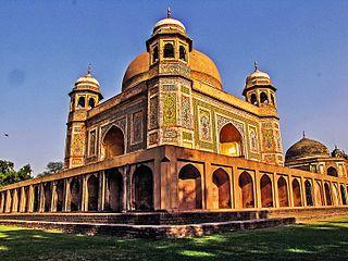 Nakodar Town in Punjab, India