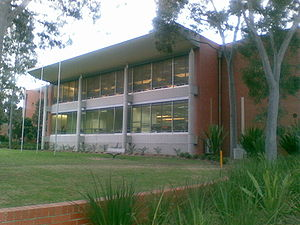 Western Sydney University - Bankstown Campus Library