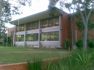 Western Sydney University - Bankstown Campus Library