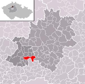 Úžice (Mělník District) - Image: Uzice ME CZ