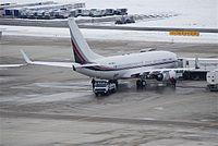 VP-BFA - A320 - Aeroflot