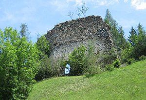 Burg Valendas