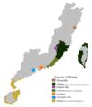 Varieties of the Minnan Macrolanguage.png