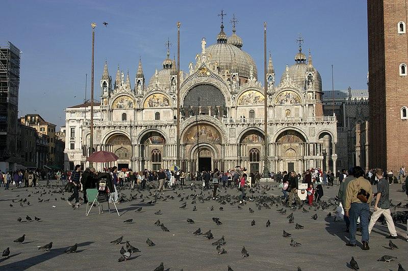 Ficheiro:Venice - St. Marc's Basilica 02.jpg