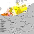 Verbreitungsgebiet der heutigen niederdeutschen Mundarten.PNG