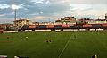 Veria stadium during its first international match.jpg