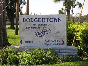 Holman Stadium (Vero Beach) - Dodgertown