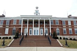 Verona, New Jersey - Township of Verona Municipal Building