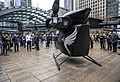 Vertical Aerospace's second prototype, Seraph at Canary Wharf.jpg