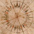 Vesconte Maggiolo. World chart, from eastern coasts of America to India. PORTOLAN CHART. Naples, 1516.O.jpg