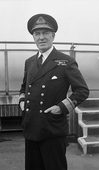 Harold Burrough - Image: Vice Admiral Sir Harold Martin Burrough A20779