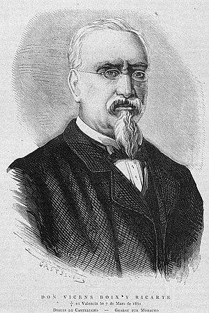 Boix, Vicente (1813-1880)