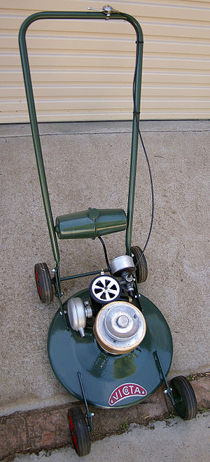 Victa - An early Victa lawn mower