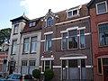 Vier woningen en een sociëteitsgebouw met bovenwoning in Winschoten 1906 - 4.jpg