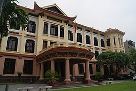 Vietnam National Museum of Fine Arts, Hanoi, Vietnam - 20131030-03.JPG