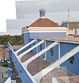 View from the bell tower of the Church of Santa Barbara.jpg