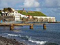View of Madeira Airport from Santa Cruz. Portugal.jpg