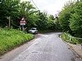 View west down Thorington Road - geograph.org.uk - 431401.jpg