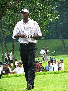 Vijay Singh Fijian-Indian professional golfer